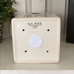 Rae Dunn Accents - 🌿 NEW Rae Dunn HOME Birdhouse Ceramic 🌿